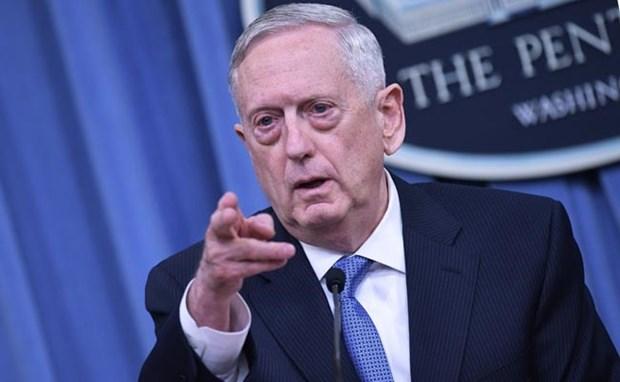 美国谴责中国在东海进行军事化 hinh anh 1