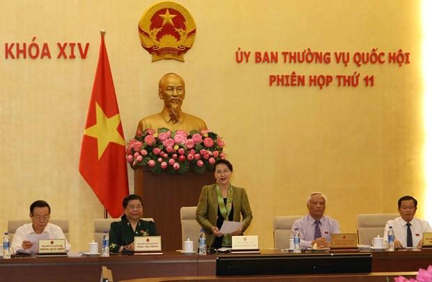 越南第十四届国会第三次会议公报(第十号) hinh anh 1