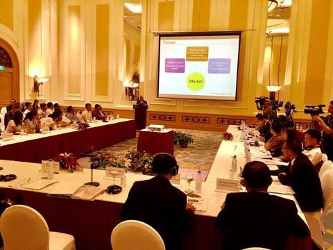 越南与印尼加强汽车及零部件制造业领域合作 hinh anh 1