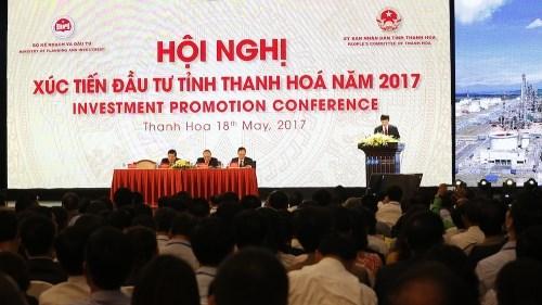 对清化省50大项目投资企业可享有多种优惠政策 hinh anh 1