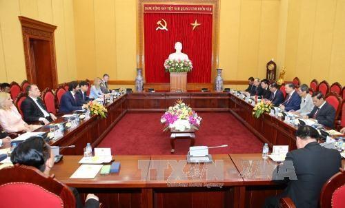 越南公安部与斯洛伐克内务部加强合作 hinh anh 2
