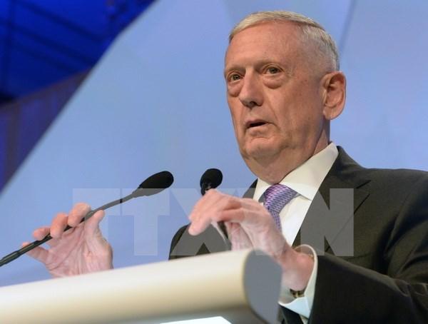 香格里拉对话会:美国与东盟就地区安全问题达成高度共识 hinh anh 1