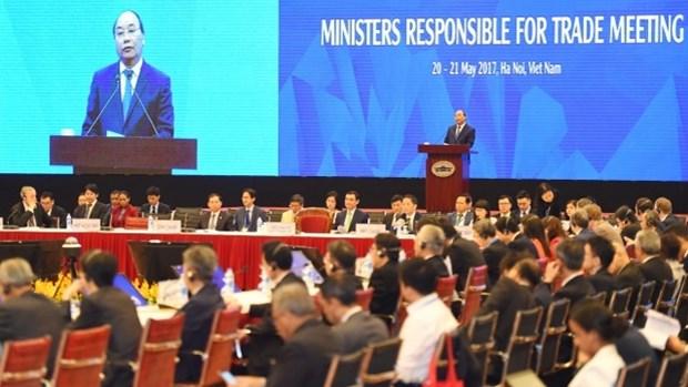 维持APEC是地区经济增长与互联互通的引擎 hinh anh 1