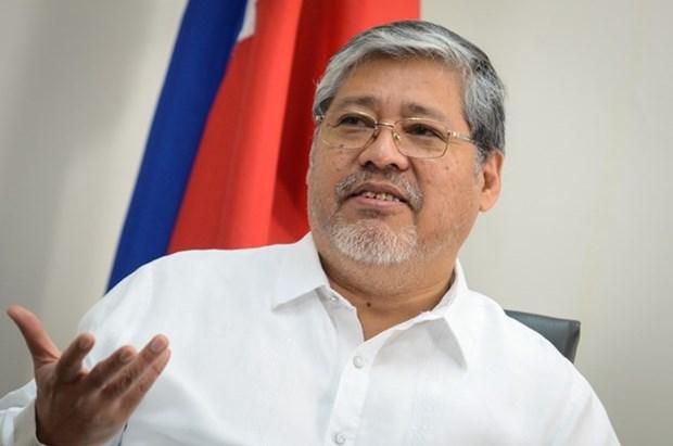 """菲律宾副外长马纳罗:东盟应成为""""维护和平和解决冲突""""的典范 hinh anh 1"""