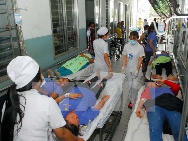 越南林同省卫生厅领导就41名旅客疑似食物中毒事件做出正式回应 hinh anh 1