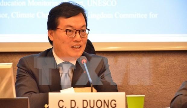 越南出席联合国人权理事会第35次会议 hinh anh 1