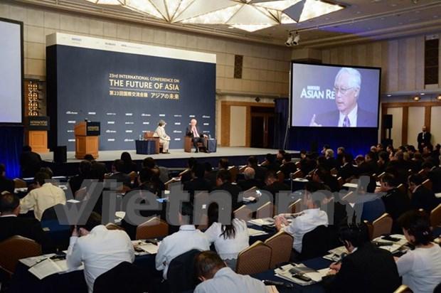 2017年亚洲未来国际会议商讨维护地区稳定和可持续发展的措施 hinh anh 1