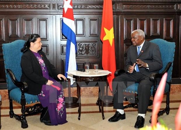 古巴国会主席即将对越南进行正式访问 hinh anh 1