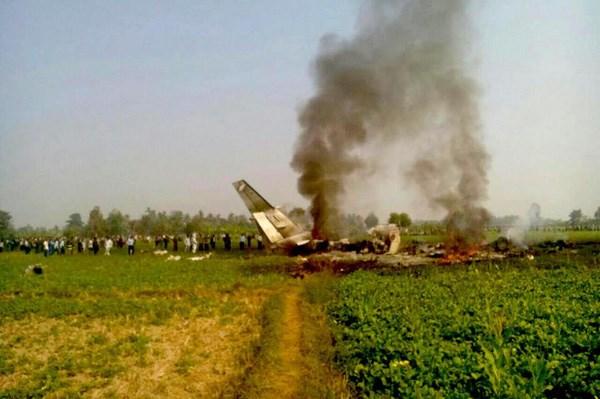 缅甸国防部:发现失联飞机残骸和遇难者遗体 hinh anh 1