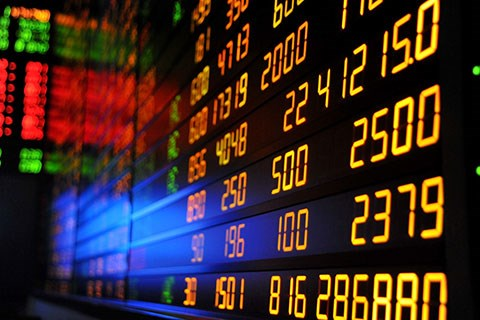 外国投资者纷纷投入越南证券市场 hinh anh 1