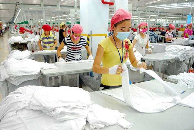 2017年前5月同奈省出口金额达66亿多美元 hinh anh 1