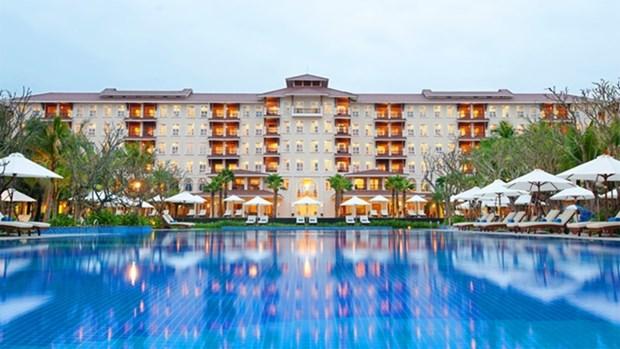 岘港Vinpearl别墅度假村被公认为2017年度越南一流海滨度假村 hinh anh 1