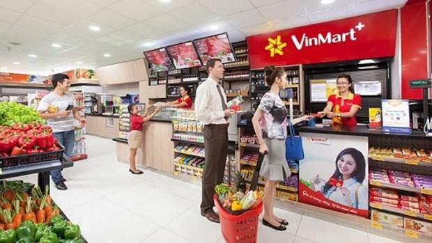越南居全球最具吸引力零售市场第六位 hinh anh 1