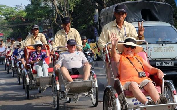 越南政府继续为欧洲五国公民延长免签期限 hinh anh 1