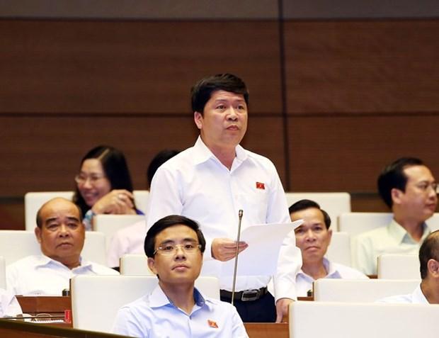越南第十四届国会第三次会议发表第十五号公报 hinh anh 1