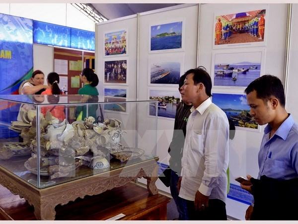 越南海洋与岛屿文化遗产展在广南省开展 hinh anh 1