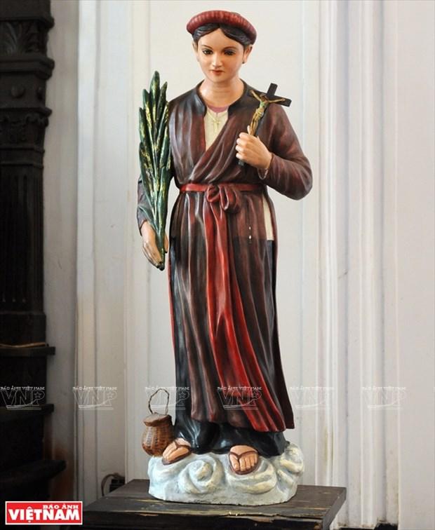 河内大教堂—穿越三个世纪的落脚点 hinh anh 11