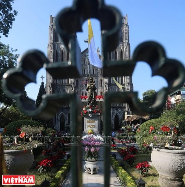 河内大教堂—穿越三个世纪的落脚点 hinh anh 2