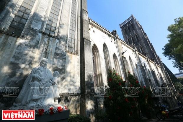 河内大教堂—穿越三个世纪的落脚点 hinh anh 5