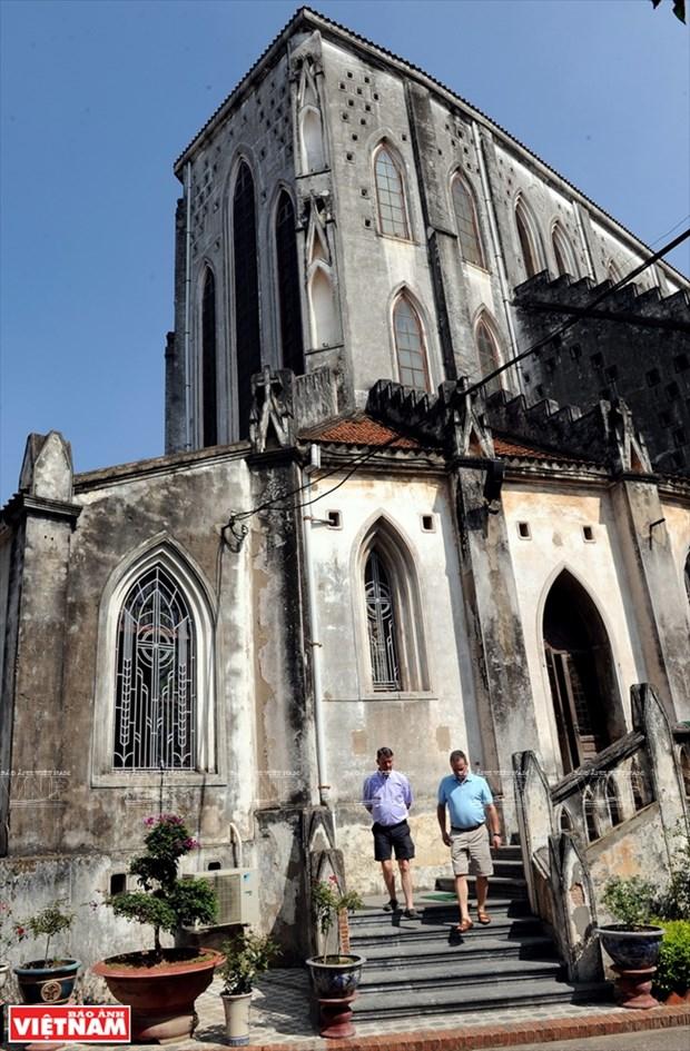 河内大教堂—穿越三个世纪的落脚点 hinh anh 6