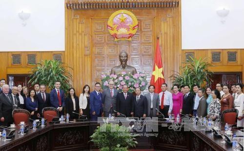 越南政府副总理:越澳经贸关系将蓬勃发展 hinh anh 2