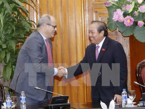 越南政府副总理:越澳经贸关系将蓬勃发展 hinh anh 1
