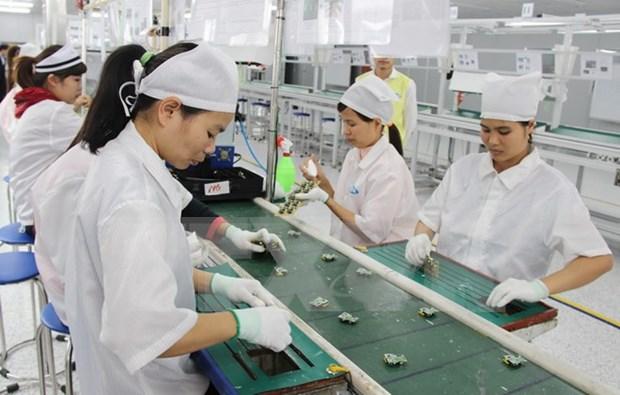 韩国成为越南最大投资来源国 hinh anh 1