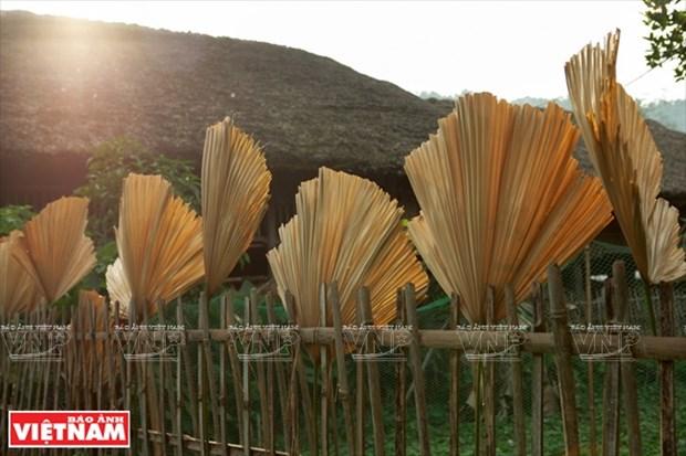 河江市的草屋村——国内外游客的有趣旅游点 hinh anh 11