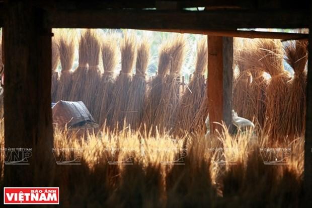 河江市的草屋村——国内外游客的有趣旅游点 hinh anh 12