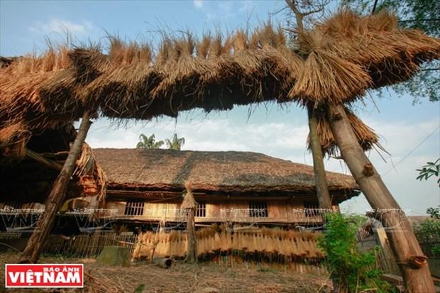河江市的草屋村——国内外游客的有趣旅游点 hinh anh 15