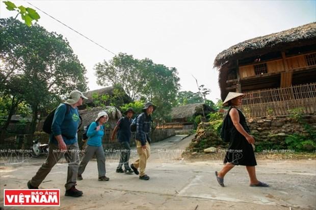 河江市的草屋村——国内外游客的有趣旅游点 hinh anh 19