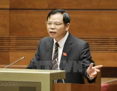 第十四届国会第三次会议开始质询和答复质询活动 hinh anh 1