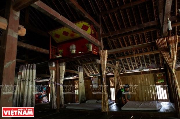 河江市的草屋村——国内外游客的有趣旅游点 hinh anh 4