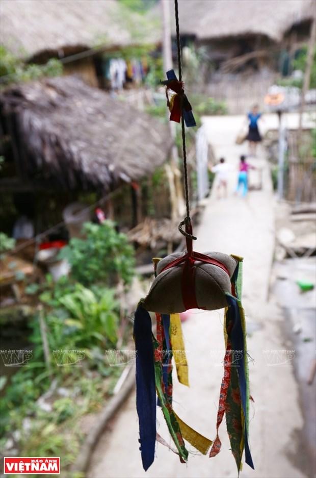 河江市的草屋村——国内外游客的有趣旅游点 hinh anh 6
