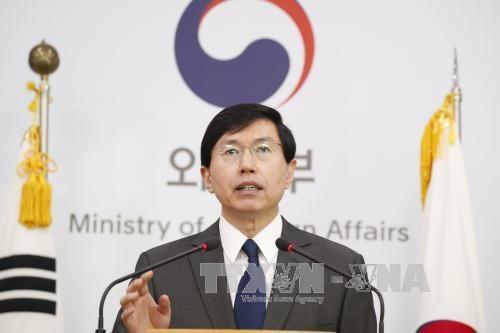 韩国外交部:韩方重视与越南的关系 hinh anh 1