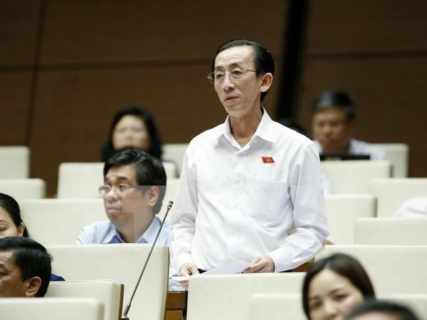 越南第十四届国会第三次会议发表第十六号公报 hinh anh 1