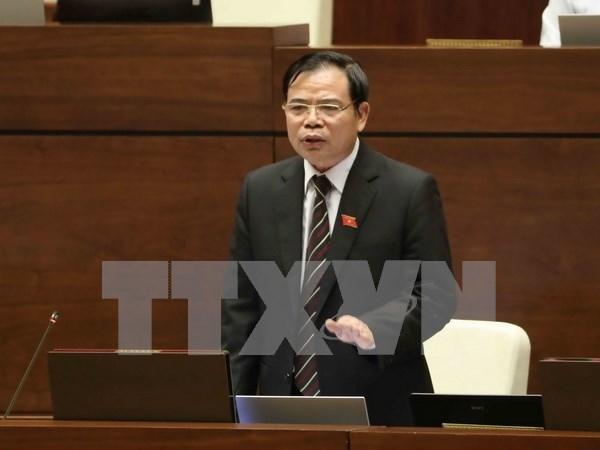 越南第十四届国会第三次会议:需根据市场需求和信号指明农产品市场方向 hinh anh 1
