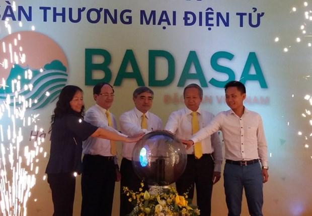 越南首个土特产电商平台正式上线 hinh anh 1