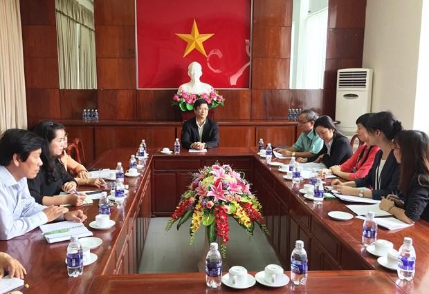 越南愿与日本国际协力机构建立长期合作关系 hinh anh 1
