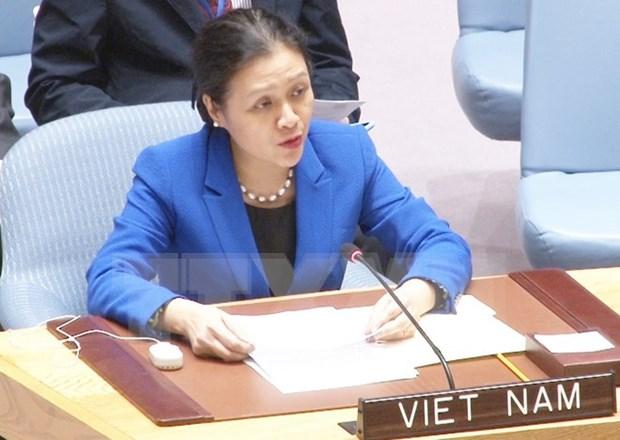 越南呼吁国际社会竭尽全力帮助残疾人 hinh anh 1