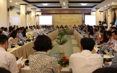 第六届广南省遗产节:注重保护和发挥各遗产城市的价值 hinh anh 1