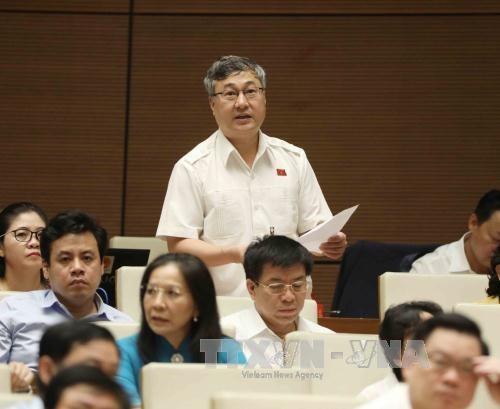 越南第十四届国会第三次会议发表第十八号公报 hinh anh 1