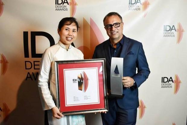 第十届国际设计大奖: 越南画家获三等奖 hinh anh 1