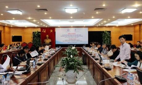 越南全球创新指数提升12位 hinh anh 1