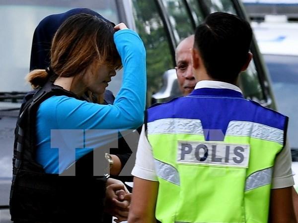 朝鲜公民被杀案:段氏香将于7月28日被移送到莎阿南高等法院 hinh anh 1