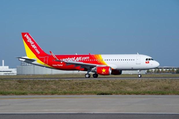 越捷航空在缅甸推出特价机票抢购活动 hinh anh 1