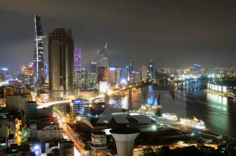 2017年上半年胡志明市经济增长7.76% hinh anh 1