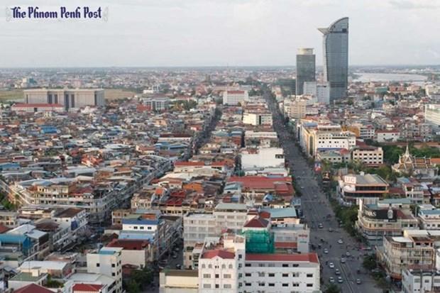 柬埔寨正式启动2016—2025年金融业发展战略 hinh anh 1