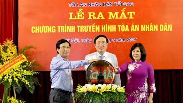 越南革命新闻日庆祝活动纷纷举行 hinh anh 1