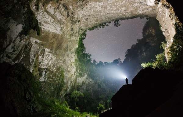 越南山洞洞穴荣获两项世界纪录 hinh anh 1